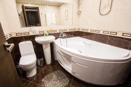 Ванная комната в Фортуна Отель Митино
