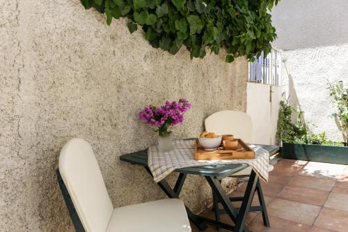 A porch or other outdoor area at Apartment Sandro