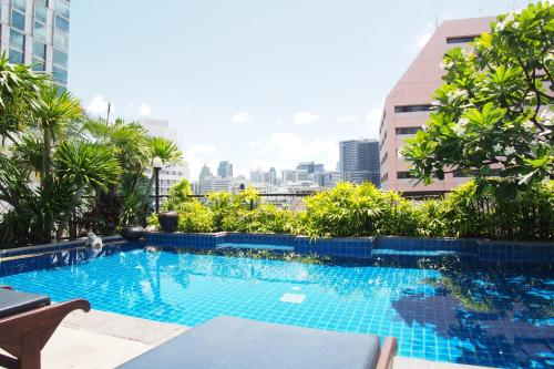The swimming pool at or close to The Siam Heritage Hotel