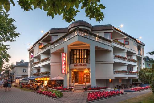 Tauras Center Hotel Palanga, Lithuania