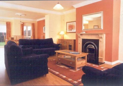 A seating area at Mount Wolseley Holiday Home