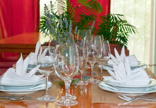 Restaurace v ubytování Guest House Korita