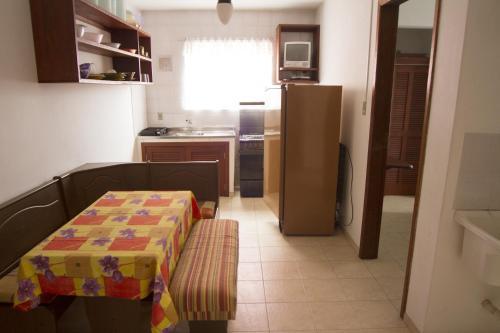A cozinha ou cozinha compacta de Residencial Buenos Aires
