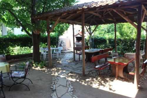 Un restaurant sau alt loc unde se poate mânca la Sunray Studios