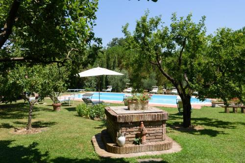 Piscina en o cerca de Villa Vignacce