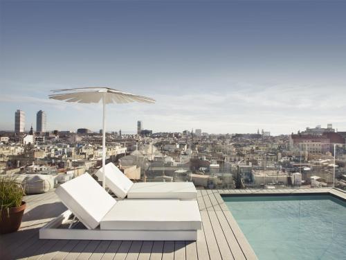 Yurbban Trafalgar Hotel Barcelona, Spain