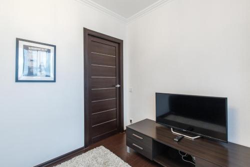 Телевизор и/или развлекательный центр в Apartments Viva