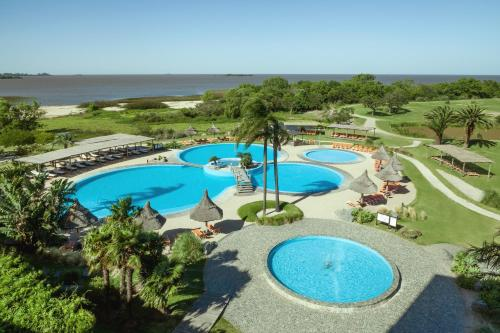 A view of the pool at Sheraton Colonia Golf And Spa Resort or nearby