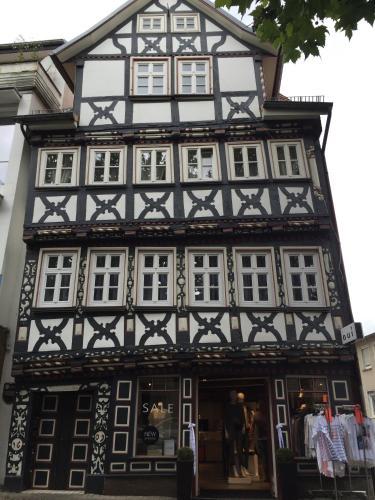 Baumeisterhaus Apartment