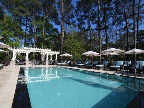 The swimming pool at or near Inn and Club at Harbour Town