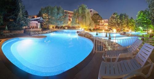 The swimming pool at or near Vita Park Hotel & Aqua Park