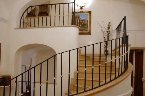 Балкон или терраса в Hotel Relais Patrizi