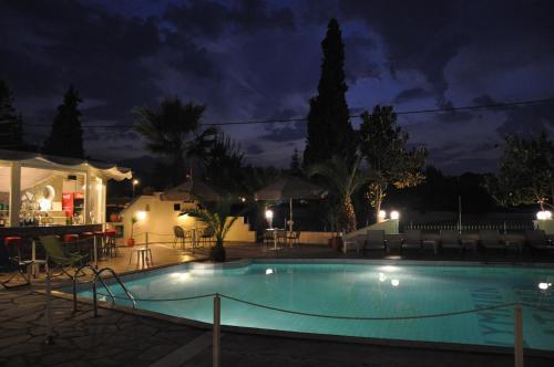 Πισίνα στο ή κοντά στο Ολύμπιον Μέλαθρον