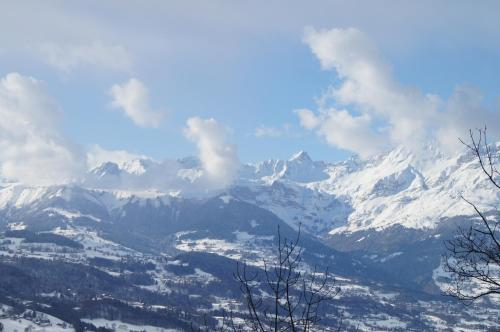 Grand Loft Du Mont-Blanc during the winter