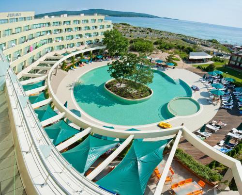 A bird's-eye view of Jeravi Club Hotel - All Inclusive