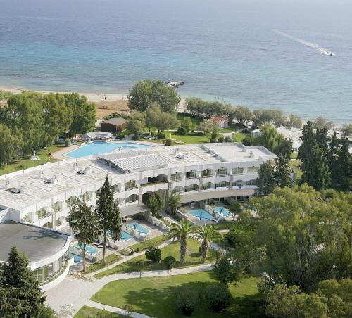 A bird's-eye view of GHotels Theophano Imperial Palace