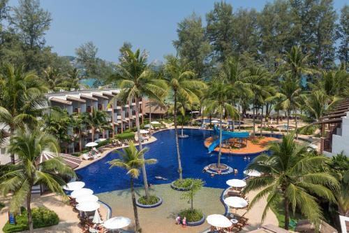 A view of the pool at Sunwing Bangtao Beach or nearby