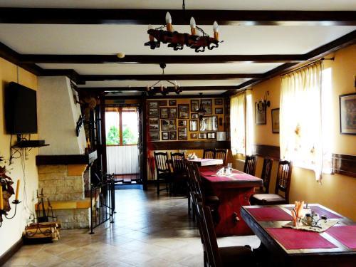 Ресторан / где поесть в Гостевой Дом Дельта