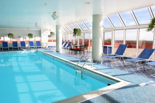 The swimming pool at or near Tropicana Casino and Resort