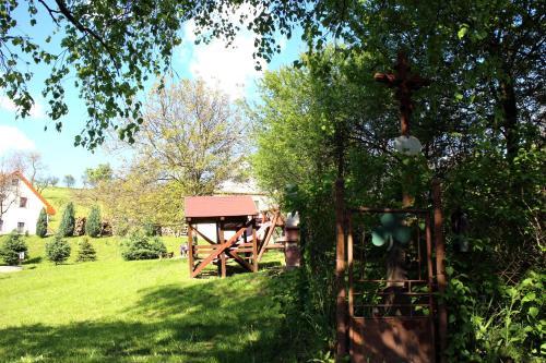Zahrada ubytování Penzion Kremenisko