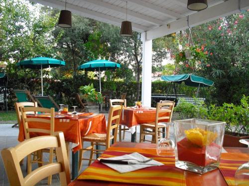 Ristorante o altro punto ristoro di Hotel Garden
