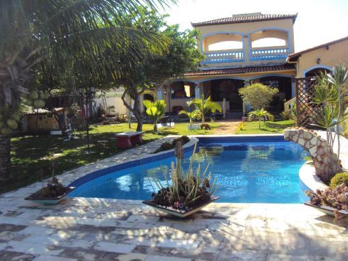 The swimming pool at or near Casa Litoral Sul - Praia Bela/ PB