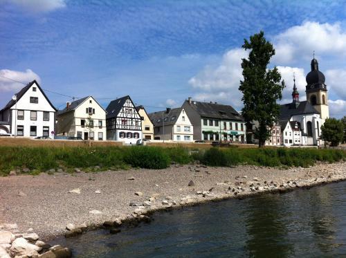 Ferienwohnung Rheinblick Koblenz