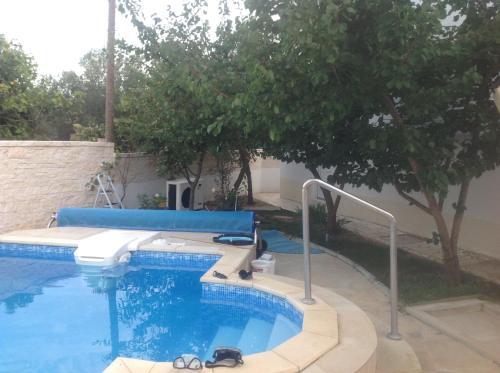 Bazén v ubytování Apartments Little Castle nebo v jeho okolí