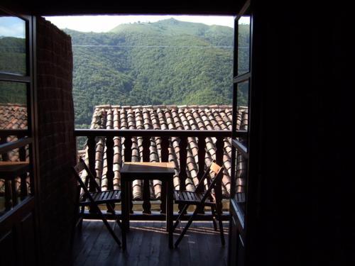 Un balcón o terraza de Los Cascayos