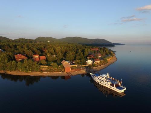 A bird's-eye view of Baikal Seasons Hotel