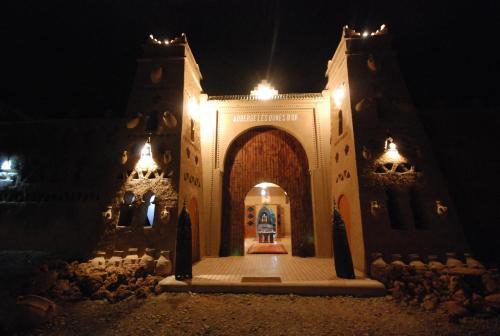 Fachada o entrada de Auberge De Charme Les Dunes D´Or