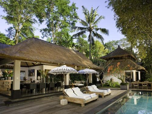 Бассейн в Villa Maya Retreat или поблизости