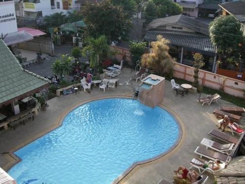 Vista de la piscina de Top North Guest House o alrededores