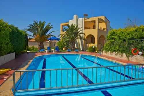 The swimming pool at or near Aloni Villas