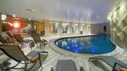 The swimming pool at or near Boutique Hotel Alhambra