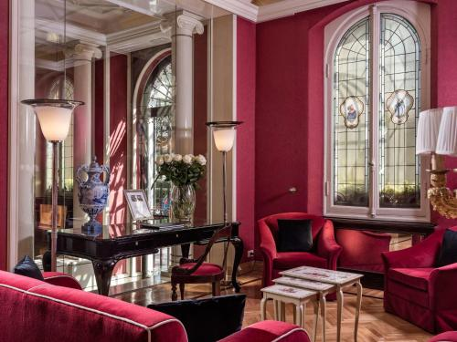 Salone o bar di Hotel Regency - Small Luxury Hotels of the World