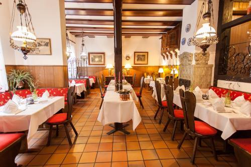Ресторан / где поесть в Hotel Alter Wolf