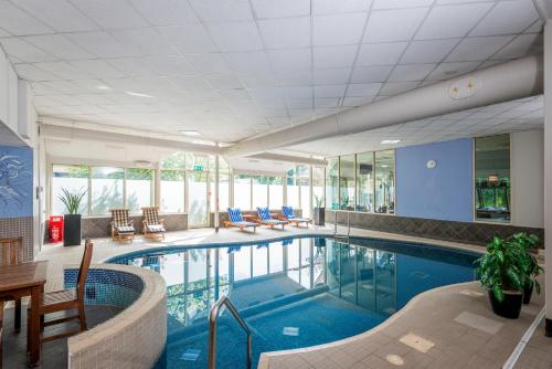 The swimming pool at or near The Landmark Hotel and Leisure Club