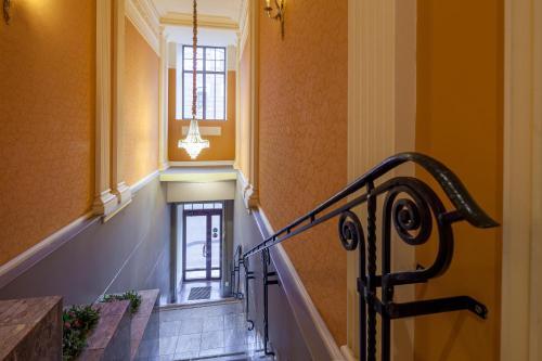 Балкон или терраса в Отель Жук Жак