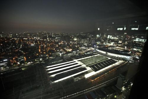 A bird's-eye view of Four Points by Sheraton Seoul Station