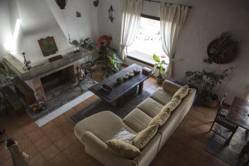 Area soggiorno di Villa Rural Gloria´s