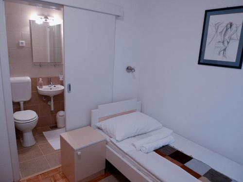 Ванная комната в Guest House Kosec