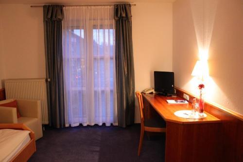 TV/Unterhaltungsangebot in der Unterkunft Hotel Gasthaus Bock