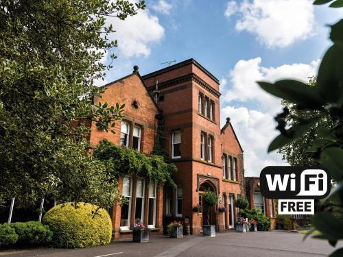 Woodside Hotel, Kenilworth - Warwick