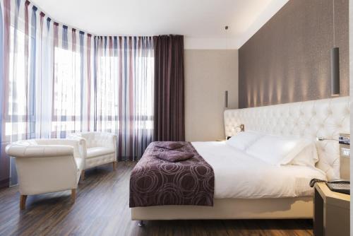 A room at c-hotels Atlantic