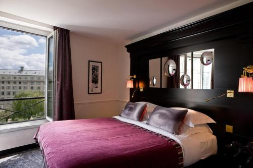 A room at Hotel Observatoire Luxembourg