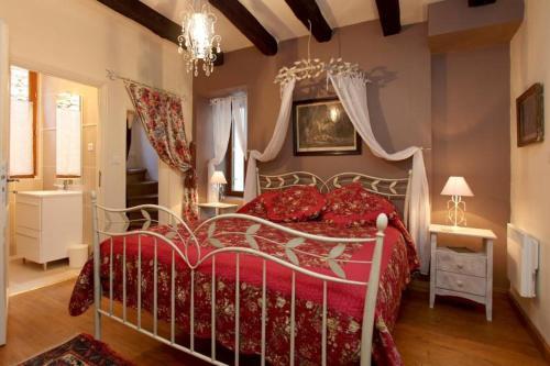 A room at Sarlat Town House