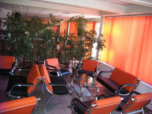 The fitness center and/or fitness facilities at Rodopi Hotel