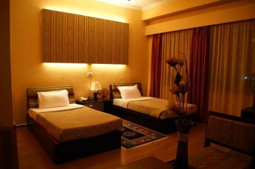 A room at Hotel Migmar