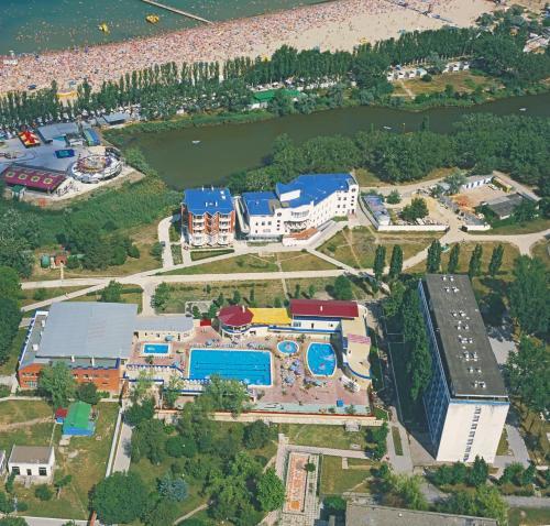A bird's-eye view of Health Resort Anapa